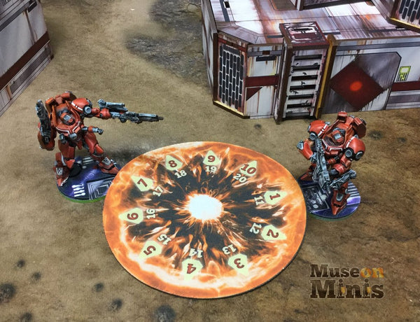 INFINITY: NEOPRENE AOE'S : Blast Muse on Minis