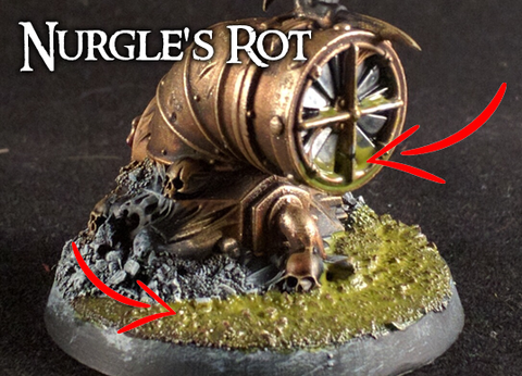 Citadel Technical: Nurgle's Rot