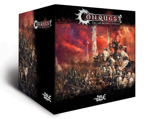 Conquest: The Last Argument of Kings Two Player Starter Set