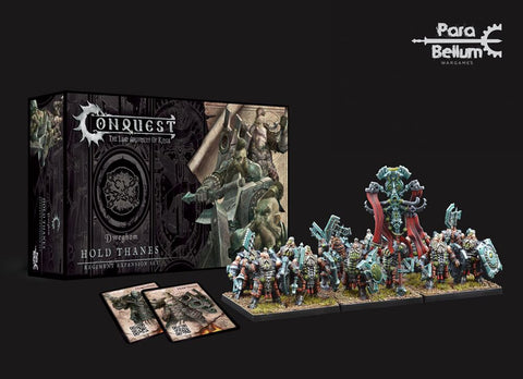 Conquest - Dweghom Hold Thanes (Dual Kit)