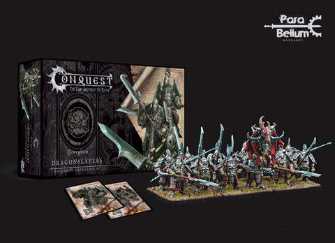 Conquest - Dweghom Dragonslayers (Dual Kit)
