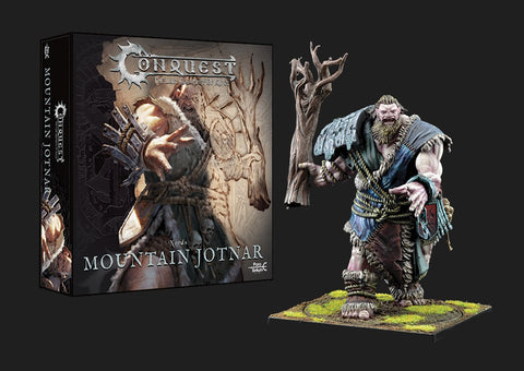 Conquest - Nord Mountain Jotnar