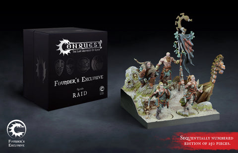 Conquest - Nords: Raid Retinue Founder's Exclusive Edition