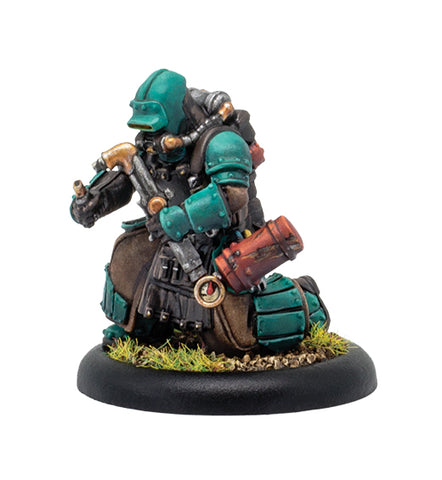 (Preorder October)PIP37007 Crucible Guard Mechanic  (metal/resin) (Preorder)