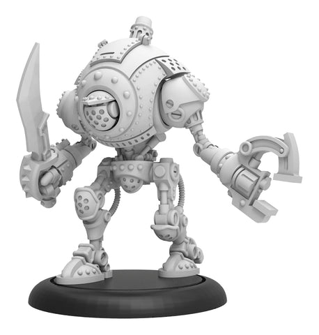 (Preorder) PIP41149 Swashbuckler – Mercenary Light Warjack