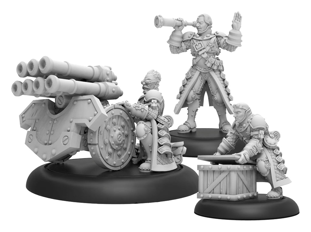 PIP41157 Steelhead Volley Gun Crew