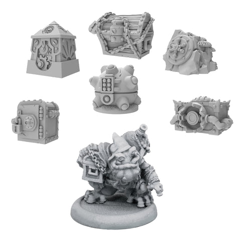 PIP63016 Treasure Pack & Flugwug the Filcher – Riot Quest Treasure Chest Expansion