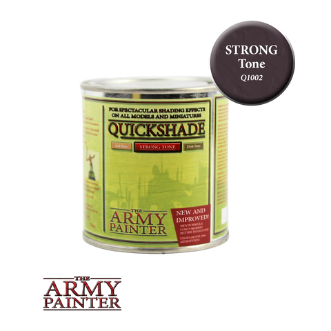 Army Painter : Quick Shade - Strong Tone (250ml)