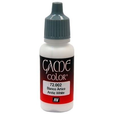 72.002 Game Color White Primer