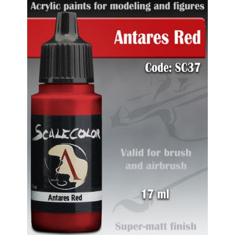 Scale Color Antares Red