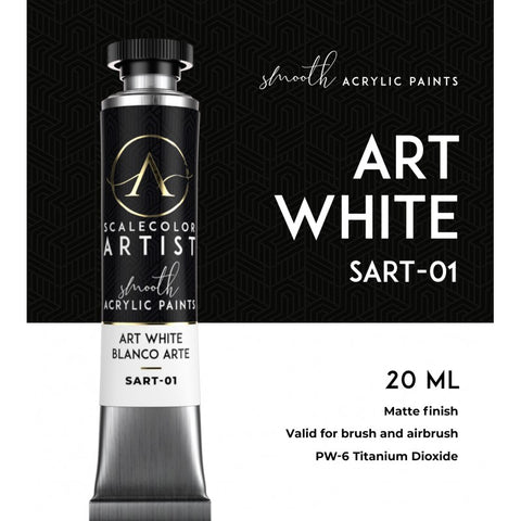 SART-01 ART WHITE