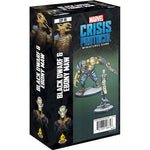 Marvel Crisis Protocol Miniatures Game Black Dwarf and Ebony Maw Character Pack