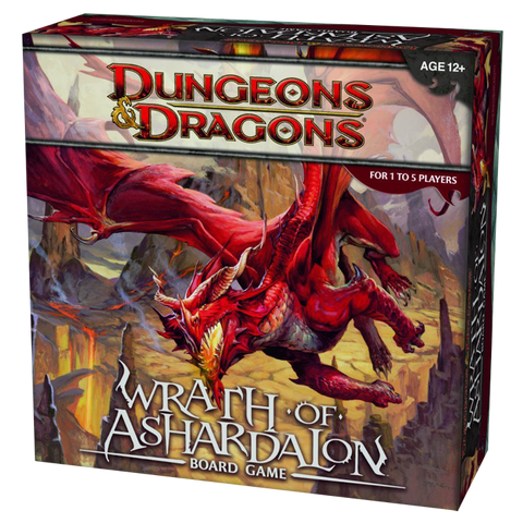 Wrath of Ashardalon The Board Game