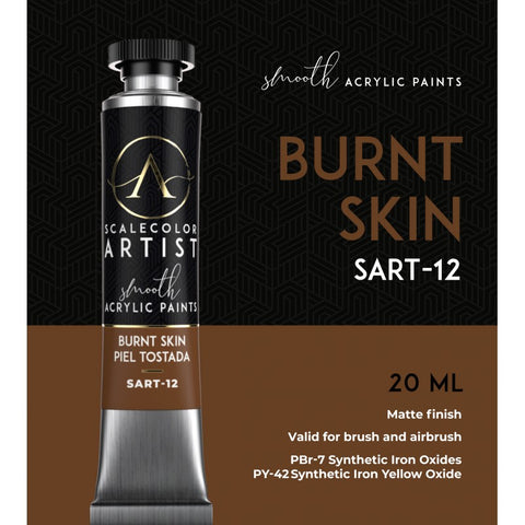 SART-12 BURNT SKIN