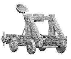 WizKids Deep Cuts Unpainted Miniatures Catapult
