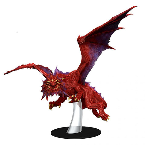 D&D Icons of the Realms Guildmasters Guide to Ravnica Niv-Mizzet Red Dragon Premium Figure