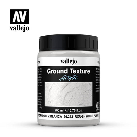 26.212 Rough White Pumice Vallejo Diorama Effects