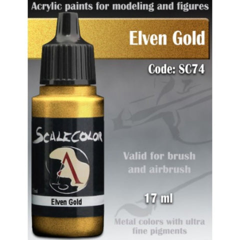 Scalecolor SC 74 Metal Elven Gold
