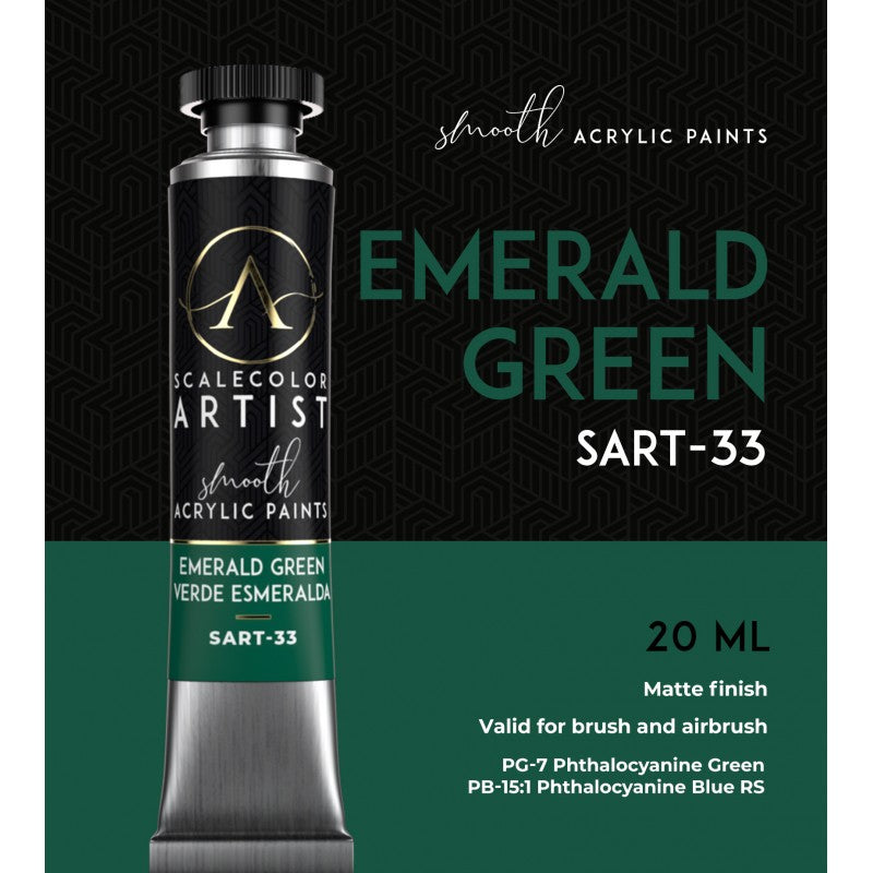 SART-33 EMERALD GREEN
