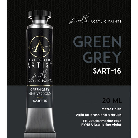 SART-16 GREEN GREY