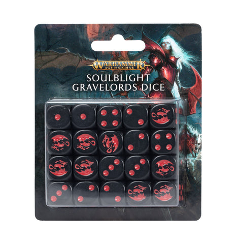 Soulblight Gravelords Dice