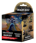 D&D Icons of the Realms Waterdeep Dragon Heist Set 9 Booster BRICK (8)
