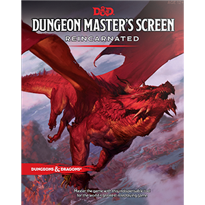 Dungeon Masters Screen Reincarnated
