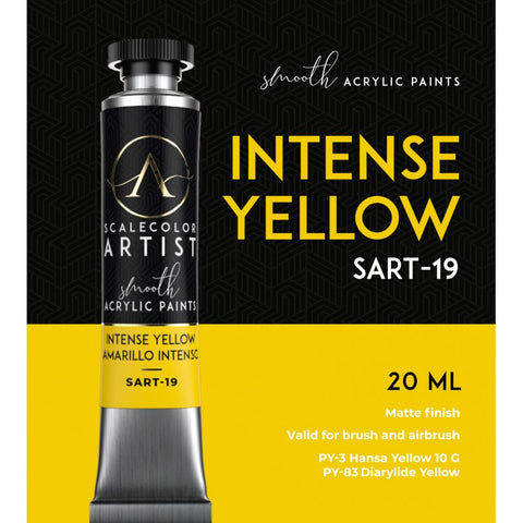 SART-19 INTENSE YELLOW