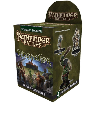 Pathfinder Battles Kingmaker Booster BRICK