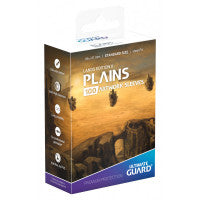 Ultimate Guard Lands Edition 2 Plains Standard Sleeves