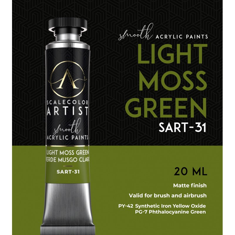 SART-31 LIGHT MOSS GREEN