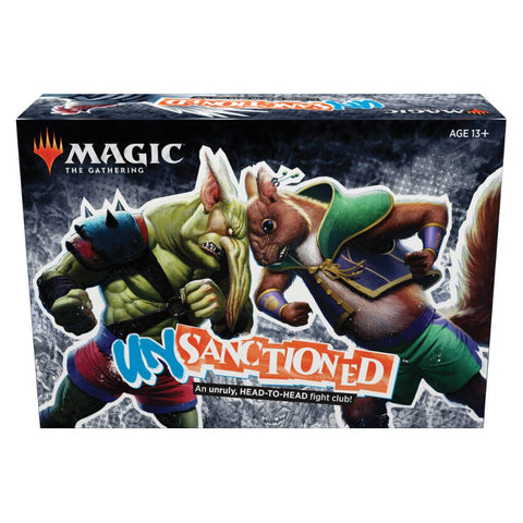 Magic Unsanctioned Box Set