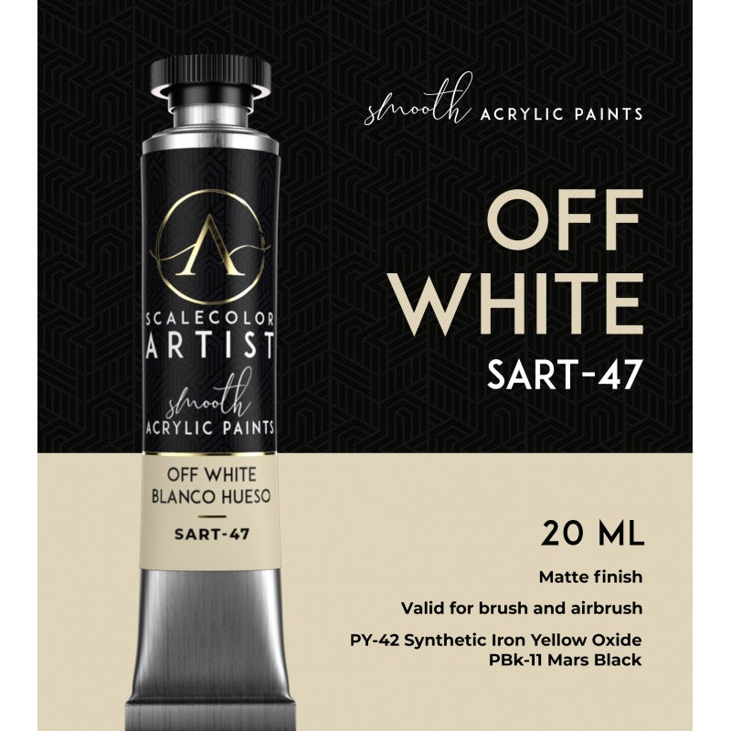 SART-47 OFF WHITE