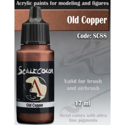 Scalecolor SC 88 Metal Old Copper