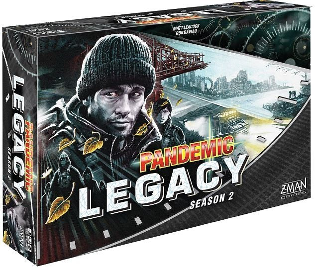 Pandemic Legacy Edition Season 2