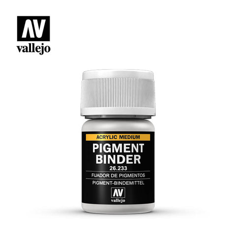 26.233 Vallejo Pigments Pigment Binder