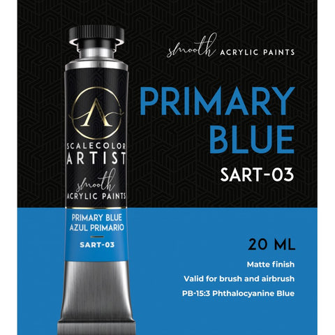 SART-03 PRIMARY BLUE