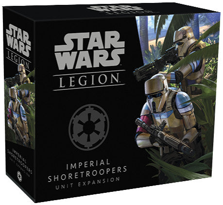 Star Wars Legion - Imperial Shoretroppers Unit Expansion