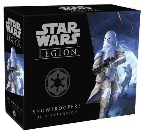 Star Wars Legion - Snow Troopers