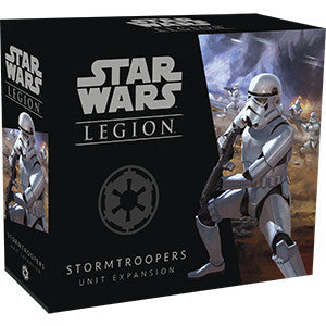 Star Wars Legion Stormtroopers