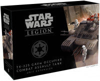 Star Wars Legion TX-225 GAV Occupier Combat Assault Tank Unit Expansion