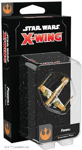 Star Wars X-Wing 2nd Edition Fireball
