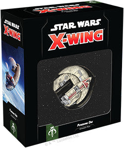Star Wars X-Wing 2nd Edition Punishing One