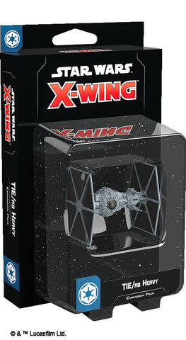 Star Wars X-Wing 2nd Edition TIE/rb Heavy