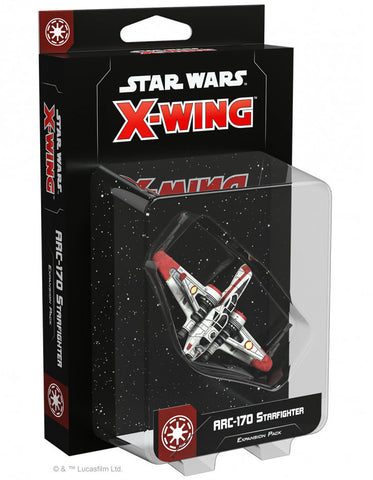 Star Wars X-Wing 2nd Edition ARC-170 Starfighter