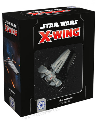 Star Wars X-Wing 2nd Edition Sith Infiltrator