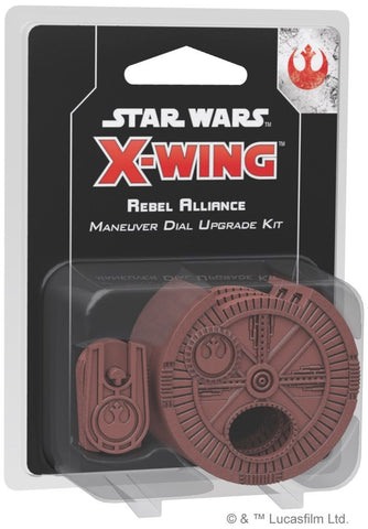 Star Wars X-Wing Rebel Alliance Maneuver Dial Upgrade Kit 2nd Edition