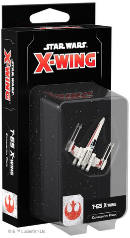 Star Wars X-Wing T-65 X-Wing Expansion Pack 2nd Edition
