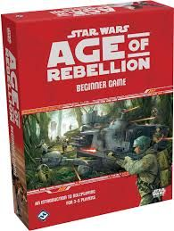 Star Wars RPG Age of Rebellion Beginner Game