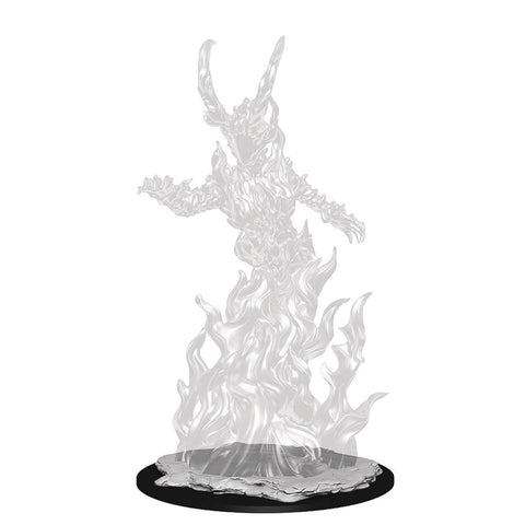 Pathfinder Deep Cuts Unpainted Miniatures Huge Fire Elemental Lord